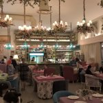 The main dining room - very whimsical.