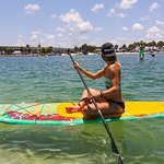 Stand Up Paddleboard Lessons and Tours