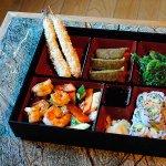 Delicious Bento Box Lunch