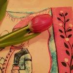 Fleure offerte pour la Saint Valentin