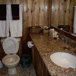 Jr Suit #45 Large spacious washroom.