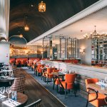 Refurbished restaurant 50 Degrees North now open