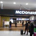 ภาพถ่ายของ Mc Donald's Kansai Internation Airport