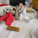 Nice spread for breakfast