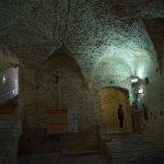 palazzo ducale, sotterranei
