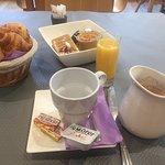 Pequeno-almoço (opcional)
