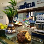 Our Lavazza Coffee Lounge