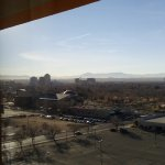View looking Southeast towards ABQ museums.....