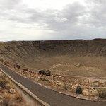 Meteor Crater Foto
