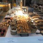 Desayuno zona dulces