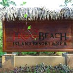 Foto de Red Frog Beach Island Resort & Spa