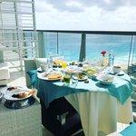 Zimmerservice Frühstück am Balkon (kein Aufpreis)