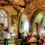 """Conférence sur """"l'école de Pont-Aven"""" à la chapelle de Trémalo"""