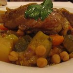 Couscous with Lamb Shank & Vegetables (a very memorable dish)