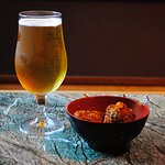 Craft Beer and Free wings at Happy Hour