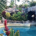 Grand Wailea pool and grounds
