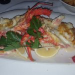 Whole Lobster Mornay