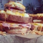 Le Cafe Gourmet - Our Gourmet Croque