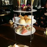 Fabulous afternoon tea at the London Marriott Hotel Park Lane