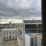 Superior Room with London Eye view