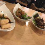 Tofu, Octopus and Pork Rib...appetizers