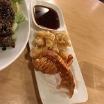 Tempura Lobster...appetizer