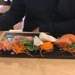 Raw fish...main entree