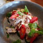 Gin and Citrus Cured Ceviche