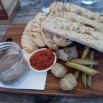 Duck and bacon pate