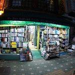 An English language bookstore