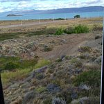 Lago Argentino desde la habitación