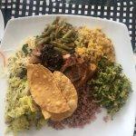 Foto de Fire Plate Restaurant