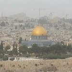 Another view from Mount of Olives