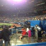 Great seats. Sec 127
