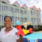 Foto de Palm Haven Hotel