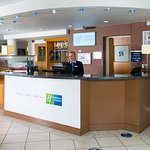 Foto van Holiday Inn Express Manchester East