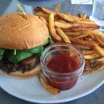 Waimua Burger. Super delicious!!
