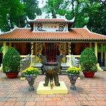 Buddhist temple - Tao Dan Park