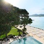 Foto de Hotel La Residence de la Pinede