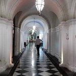 pasillos del palacio