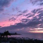 These are all twilight shots above La Jolla Shores Beach