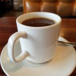 A true test to any diner is how good their coffee is! Must be hot, fresh and strong!