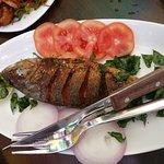 Fried fish at Gunpowder