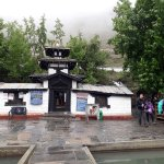 Muktinath Temple located in mid west of Nepal many Hindu &  Buddist  pilgrims they visit this pl