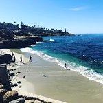 La Jolla Cove Foto