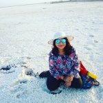 White Desert Foto