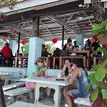 Easygoing restaurant