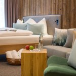 Double Room Deluxe  / Family Suite