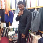 Suits Made By Merlin Armani Fashions