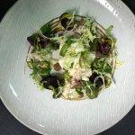 Garden veg salad